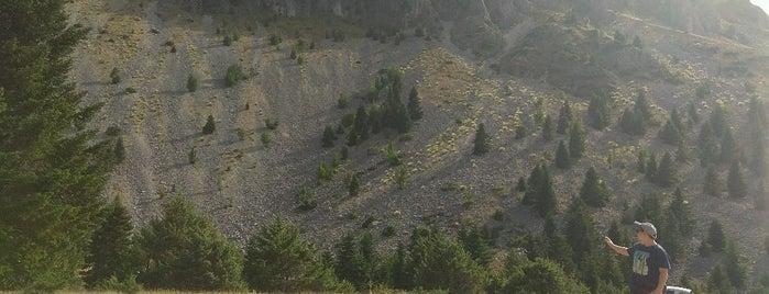 Στρογγούλα  2107μ. is one of Amazing Epirus.