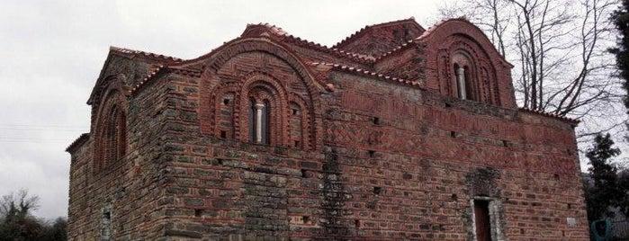 Παναγία Βελλά Ή Κόκκινη Εκκλησία is one of Amazing Epirus.