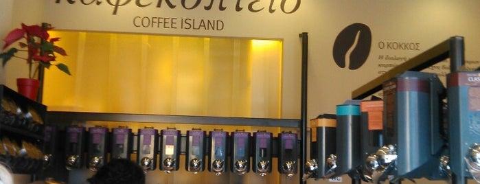 Coffee Island is one of Orte, die Thanos gefallen.