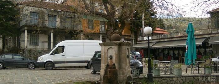 Katarraktis is one of Amazing Epirus.