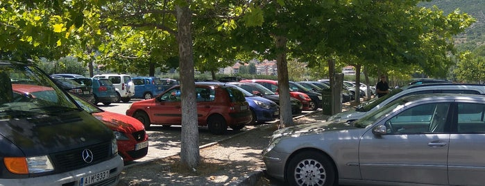 Parking Νομαρχίας is one of Mydone_list.