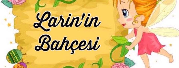 Larin'in Bahcesi is one of Lieux qui ont plu à Kadir.