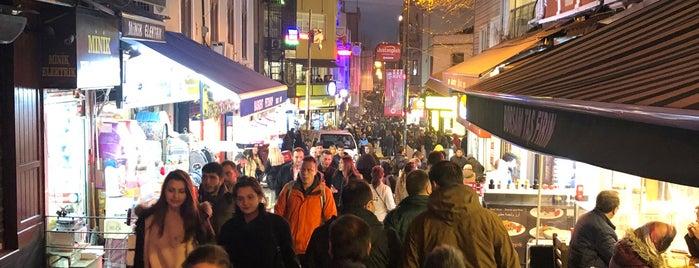 Kadıköy Barlar Sokağı is one of Istanbul.