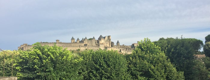 Carcassone is one of Orte, die Dave gefallen.