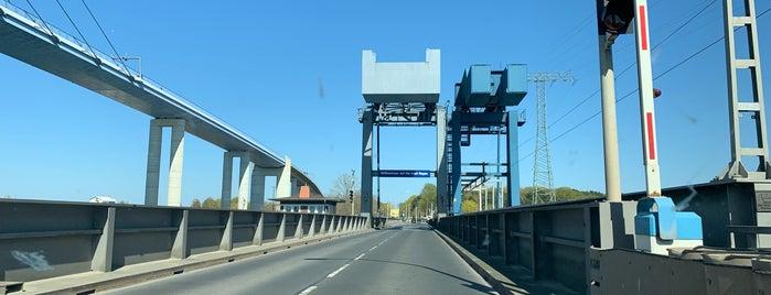 Ziegelgrabenbrücke is one of Oostzeekust 🇩🇪.