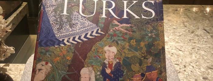 Turk Fatih Tutak is one of İst+.