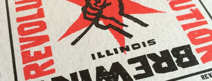 Revolution Brewing is one of Chicago.