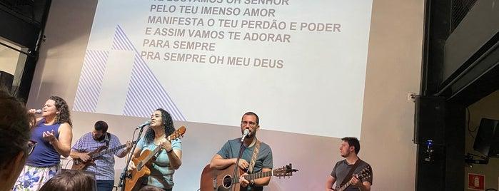 Comunidade da Vila - Igreja Presbiteriana is one of Comunidades Cristãs Relevantes.