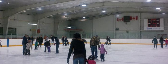 Albert McCormick Community Centre & Arena is one of The Next Big Thing.