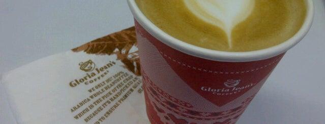 Gloria Jean's Coffee is one of Locais curtidos por Sebran.