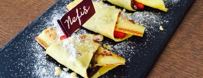 The Crepe Escape is one of Posti che sono piaciuti a Ozan.