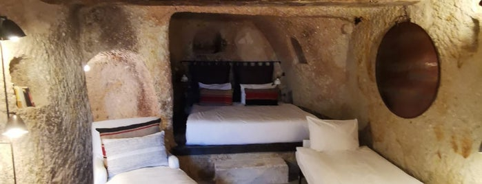 Sota Cappadocia Cave Hotel is one of Ünsal : понравившиеся места.
