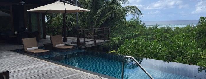 Shangri-la's Villingili Resort & Spa Maldives F&B Department is one of Gidilebilecek Güzel Yerler.