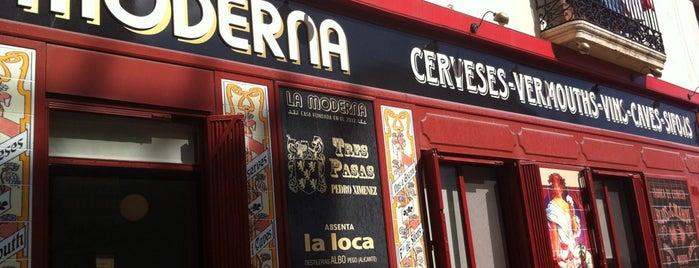 La Moderna is one of Delta.