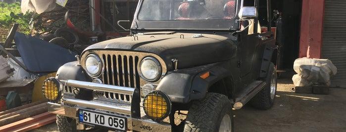 Nostalji Motor is one of Lieux qui ont plu à Ömer.