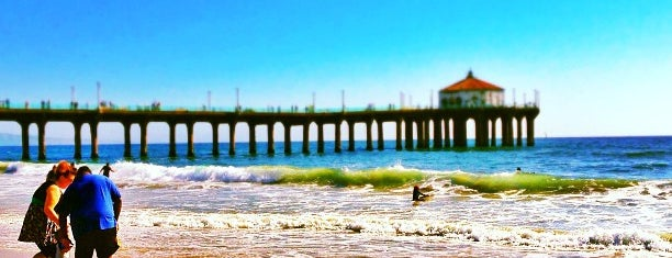 Manhattan Beach Pier is one of 72 hours in Los Angeles.