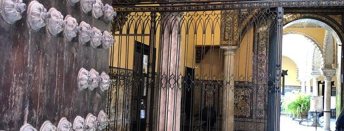 Palacio de la Condesa de Lebrija is one of Europa.