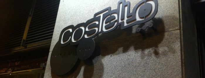 Costello Club is one of Ocio, Cultura y Arte de Madrid.