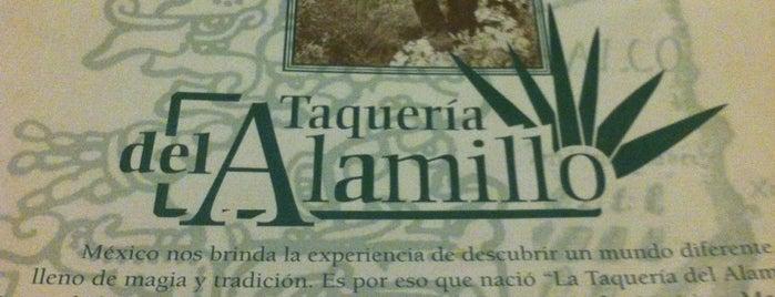 Taquería del Alamillo is one of Madrid: Restaurantes +.