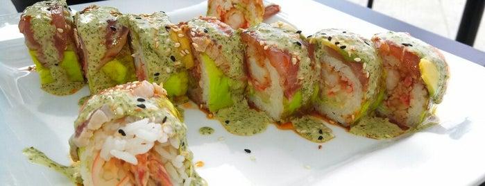 Jiro Sushi is one of La Paz.