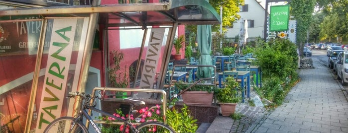 Hellas Taverna Herrsching is one of Essen gehen.