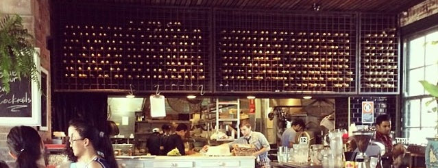 The Winery is one of TimeOut Sydney's bar guide.