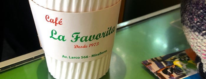 La Favorita is one of Places Desayuno/Lonche.