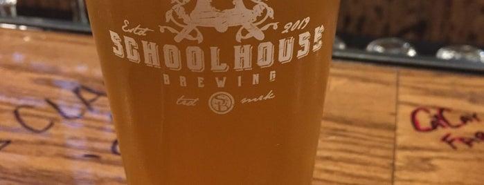 Schoolhouse Brewing is one of Jason : понравившиеся места.