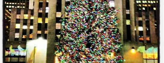 Rockefeller Center is one of To-Do NYC.
