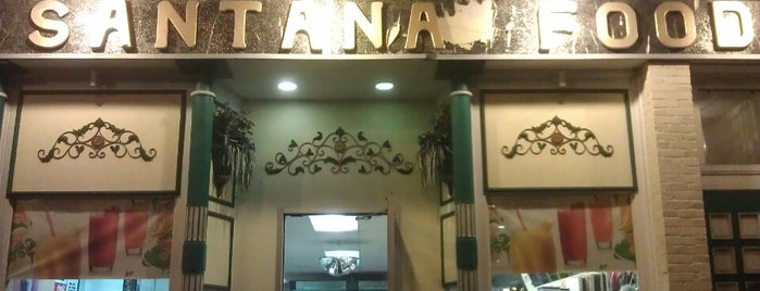 Santana Foods is one of Joe 님이 저장한 장소.