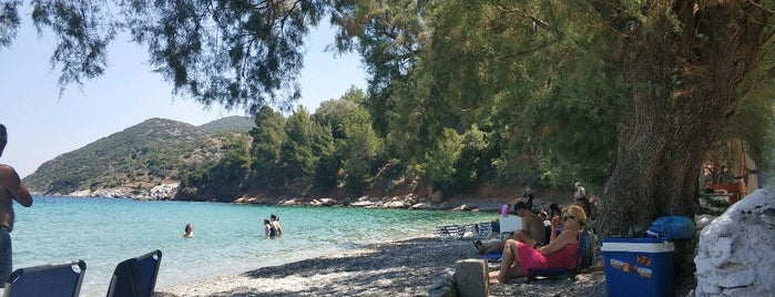 Kerveli Beach is one of Akın's Saved Places.