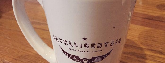Intelligentsia Coffee is one of Lugares favoritos de Rachel.