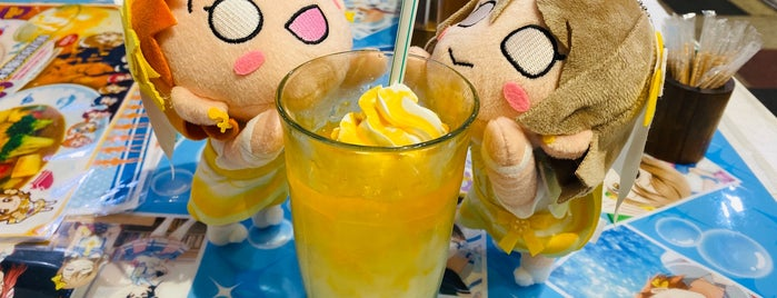 ラブライブ!サンシャイン!! × 雄大 SUN!SUN! サンシャインCafe is one of 思い出の場所.