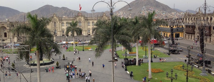 Olamo Terraza is one of Visitar Lima y Cusco.