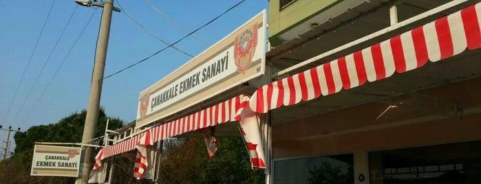 Çeksan Güzelyalı Fırını is one of TC Hamideさんのお気に入りスポット.