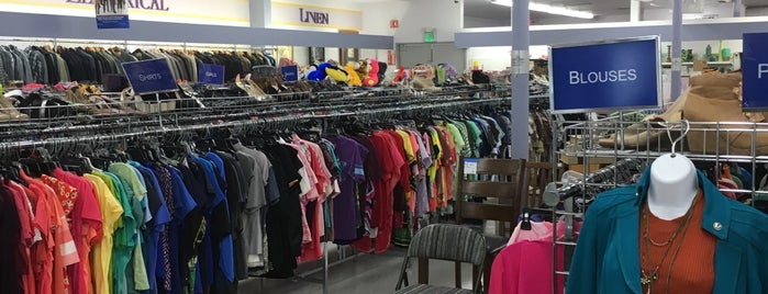 Goodwill is one of San Diego.