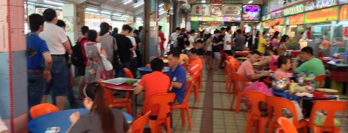 Ming Ji Chicken Rice 明记鸡饭 (白沙浮) is one of SG Food Places.
