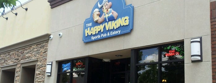 The Happy Viking is one of California - The Golden State (Northern).