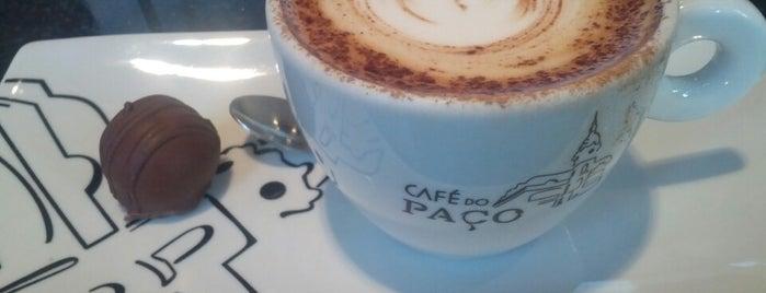 Café do Paço is one of CWB - Cafés.