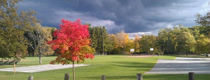Green Lake Park is one of Erin'in Beğendiği Mekanlar.