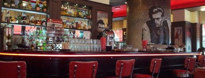 James Dean Prague is one of prazsky bary / bars in prague.