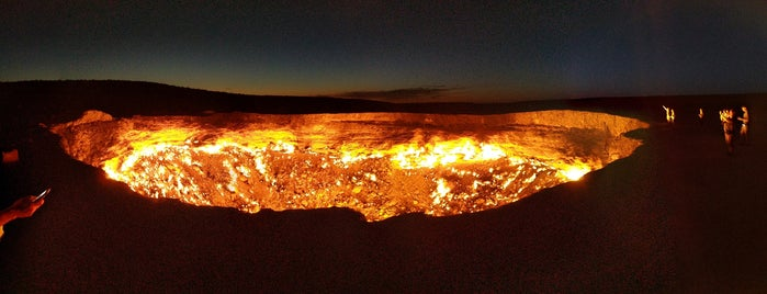 Gates Of Hell is one of Seyyah Ayak İzi.