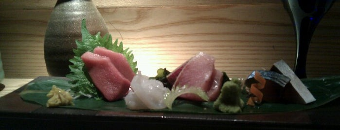 Sushi Azabu is one of Sushi in my Belly.