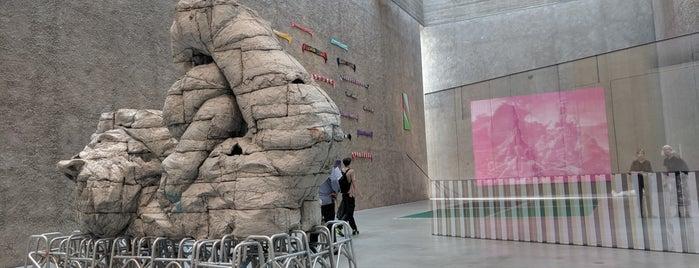 König Gallery is one of Berlin.