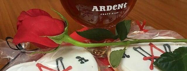 Ardent Craft Ales is one of Posti che sono piaciuti a S.