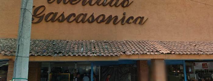 Mercado Gascasonica is one of mercados df.
