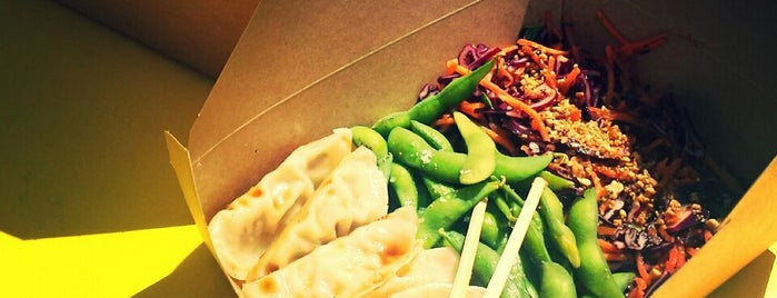Rainbo Gyoza is one of London!.