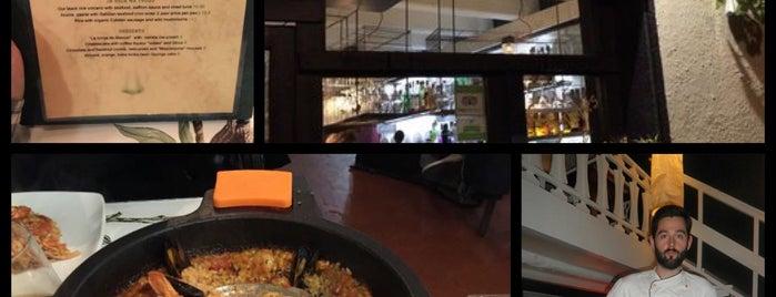 Arume is one of restaurants bcn qualitat.