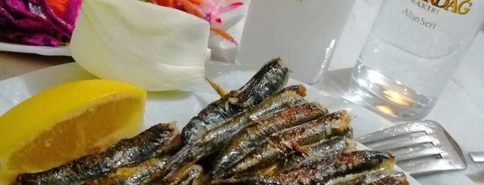 İğneada Balık Restaurant is one of KIRKLARELİ LEZZETLERİ.