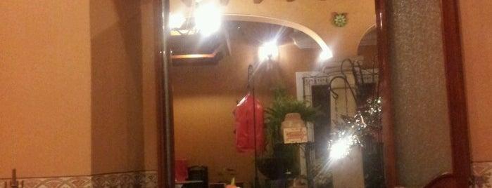 Restaurant Andariego is one of สถานที่ที่ Federico ถูกใจ.